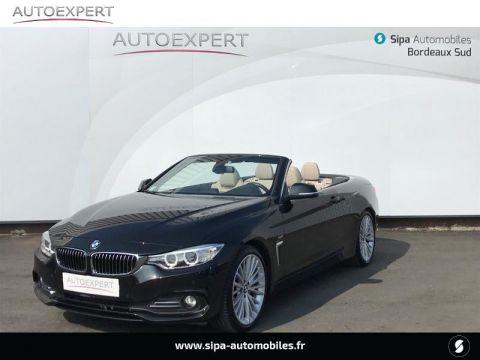 BMW Serie 4 Cabriolet 420dA 190ch Luxury