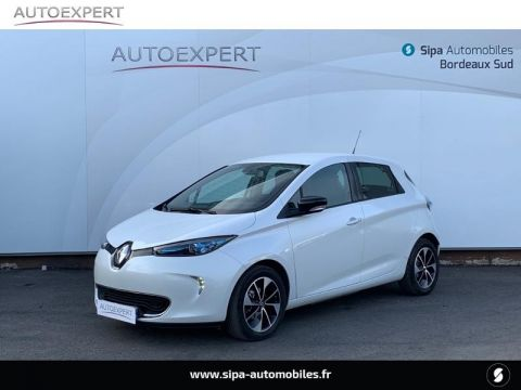RENAULT Zoe Intens charge rapide Q90 MY18