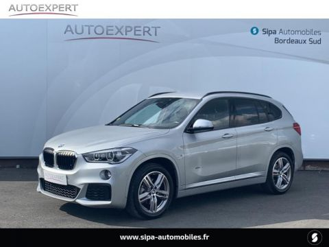 BMW X1 xDrive18dA 150ch M Sport