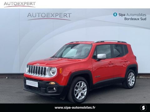 JEEP Renegade 1.4 MultiAir S&S 140ch Limited